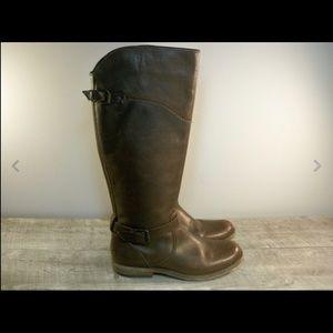 Frye 76844 Philip Riding Women Knee High Boots 7.5
